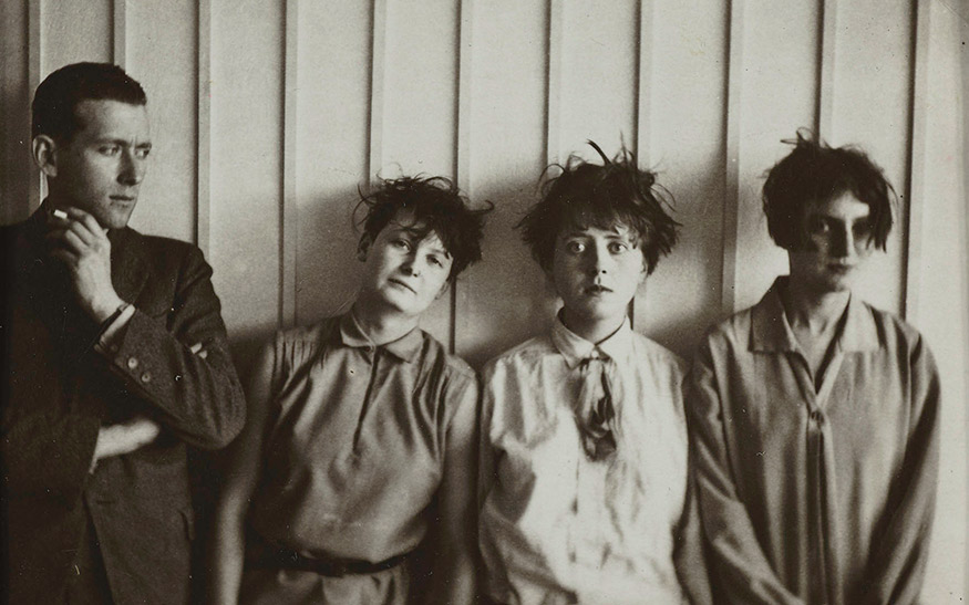 バウハウスの女性たち